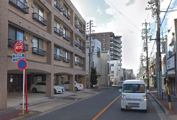 名古屋市昭和区 介護付有料老人ホーム そんぽの家吹上の写真