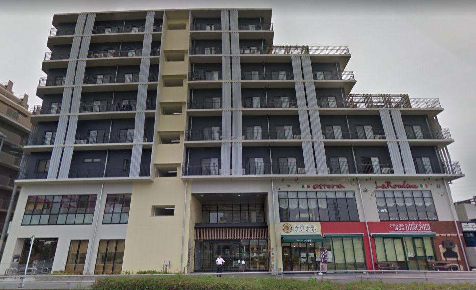 名古屋市緑区 サービス付高齢者向け住宅 南生協よってって横丁 おたがいさまの家の写真