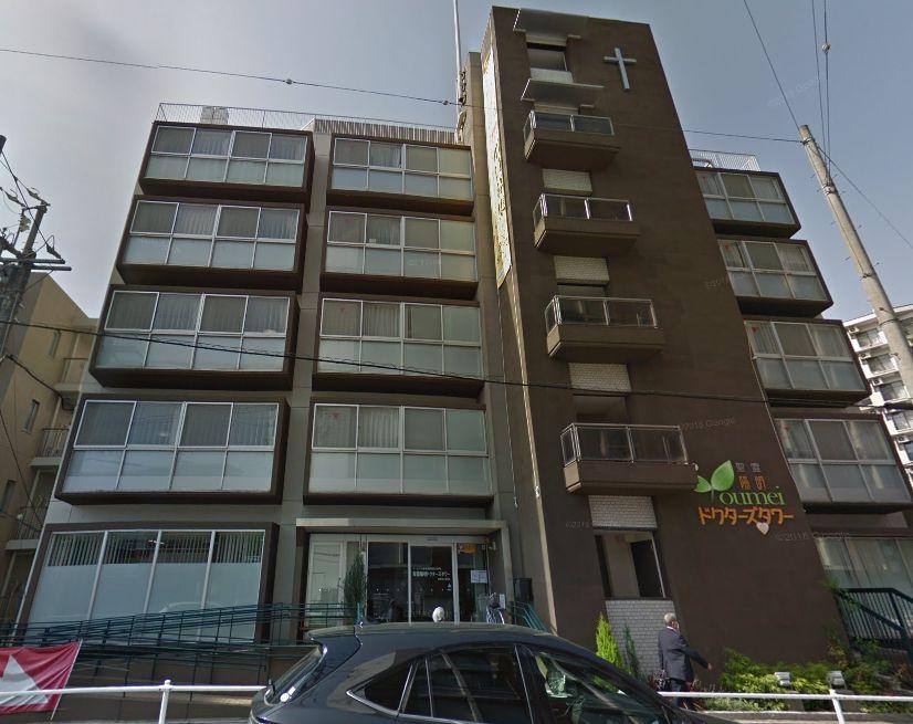 名古屋市昭和区 サービス付高齢者向け住宅 聖霊陽明ドクターズタワーの写真