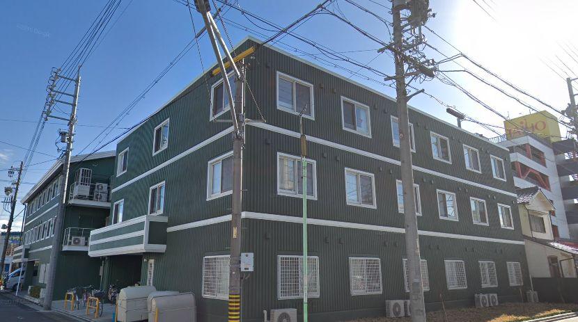 名古屋市中村区 サービス付高齢者向け住宅 豊国ハイツの写真