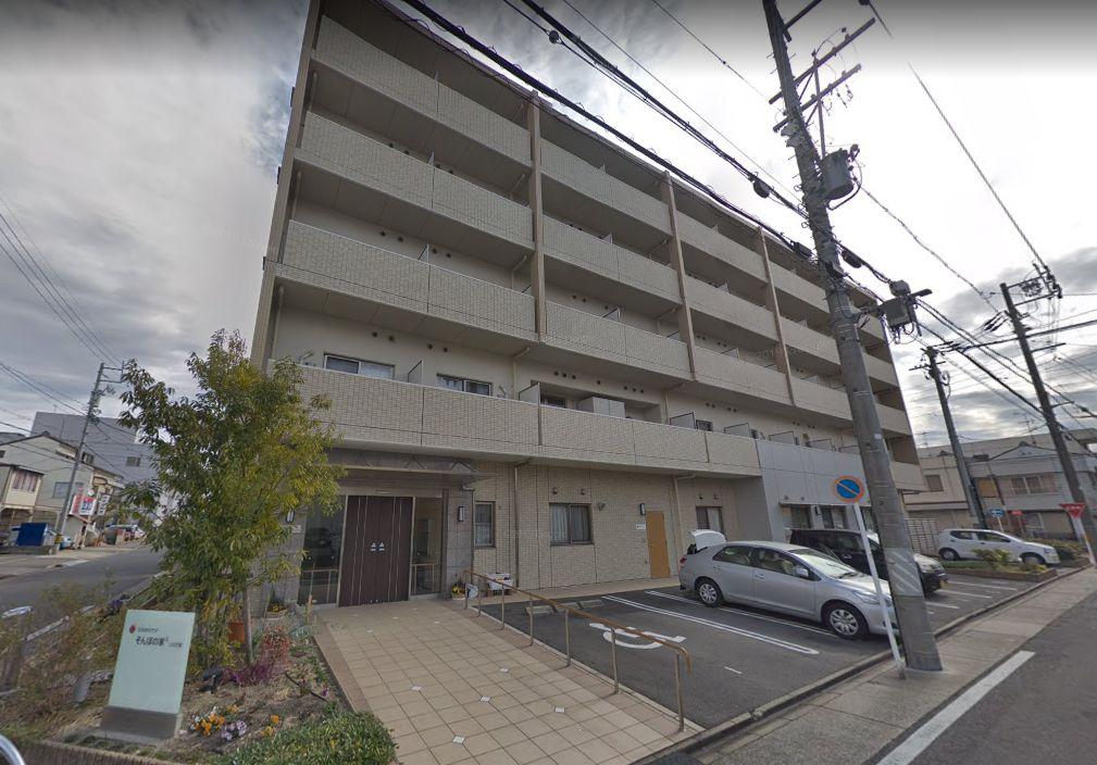 名古屋市西区 サービス付高齢者向け住宅 そんぽの家S上名古屋の写真
