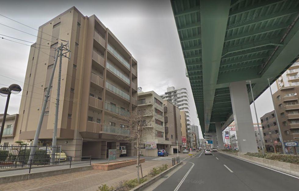 名古屋市西区 サービス付高齢者向け住宅 アイシア浄心の写真
