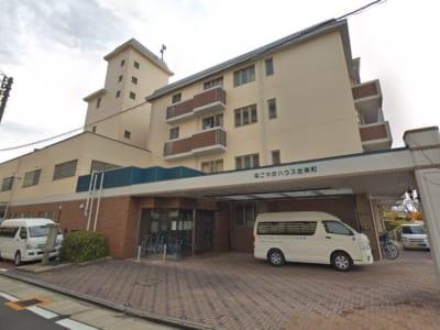 名古屋市東区 特別養護老人ホーム(特養) 特別養護老人ホーム なごやかハウス出来町