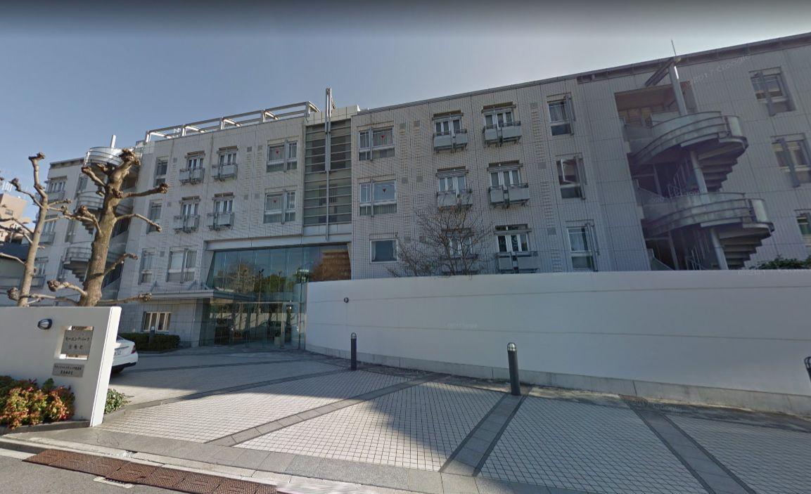 名古屋市東区 介護付有料老人ホーム モーニングパーク主税町の写真