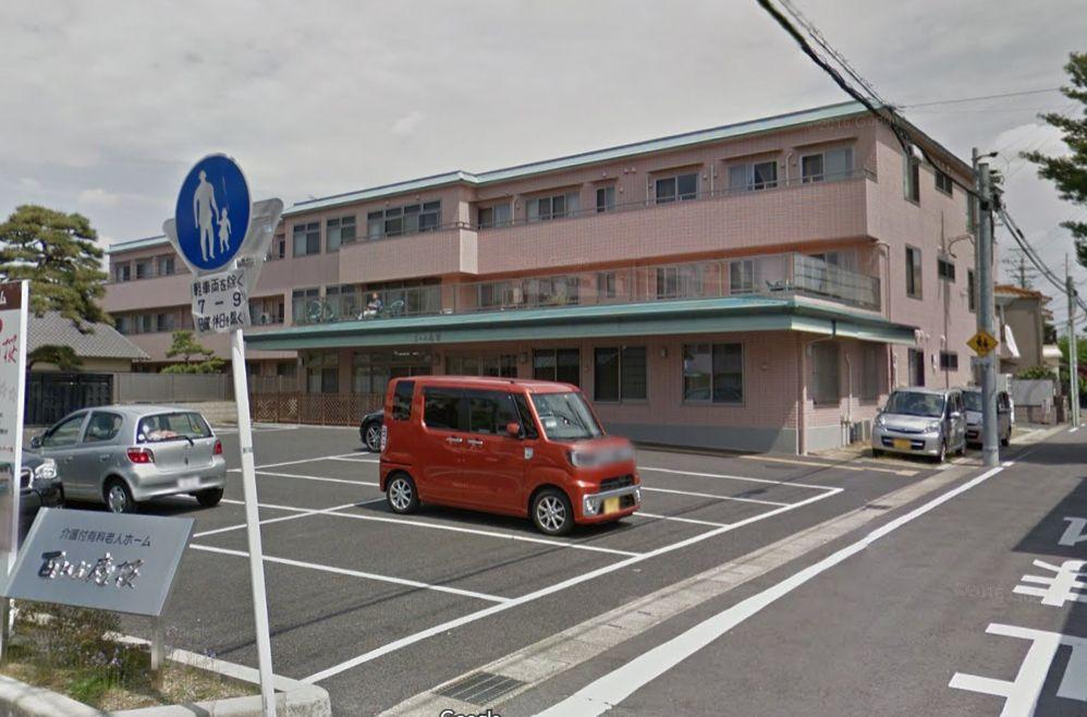 名古屋市北区 介護付有料老人ホーム 百ねん庵 桜の写真
