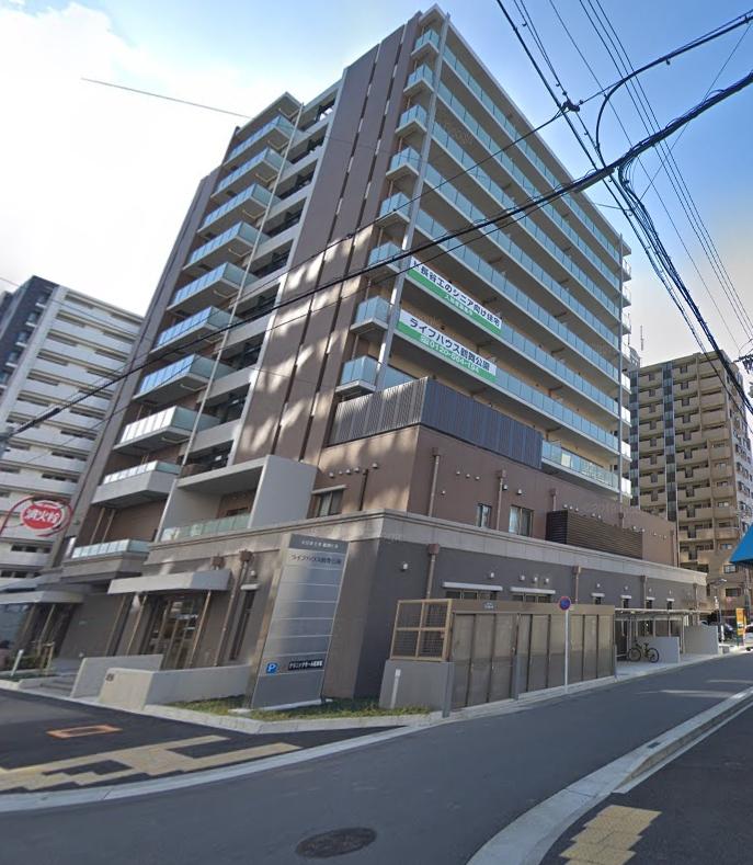 名古屋市中区 住宅型有料老人ホーム ライフハウス鶴舞公園の写真