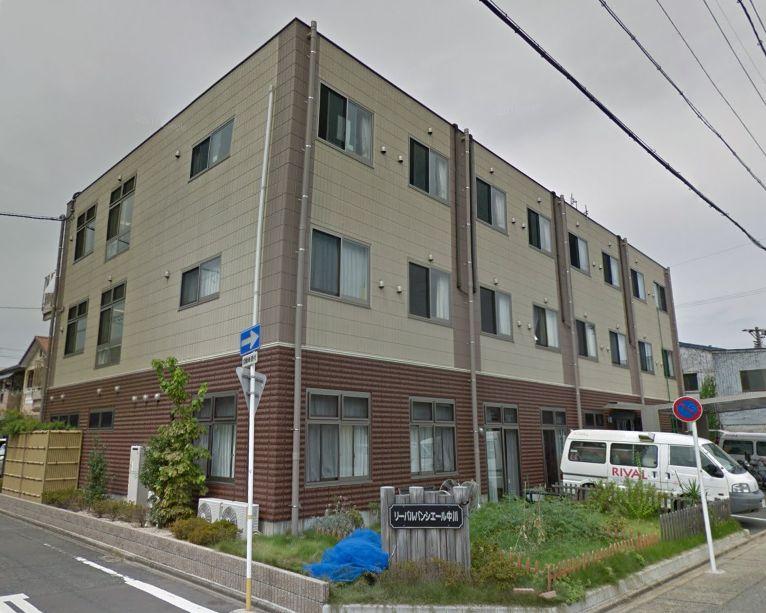 名古屋市中川区 サービス付高齢者向け住宅 リーバルバンシエール中川の写真